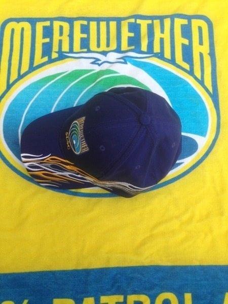Frame MSLSC Flame Baseball Caps -