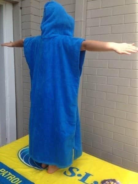 Hooded Towel 3