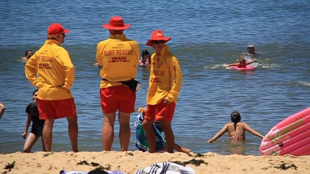 Beach Patrols