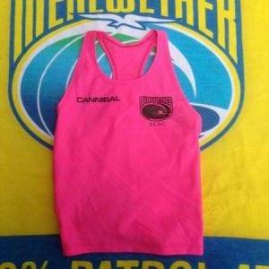 Pink Vest Adult