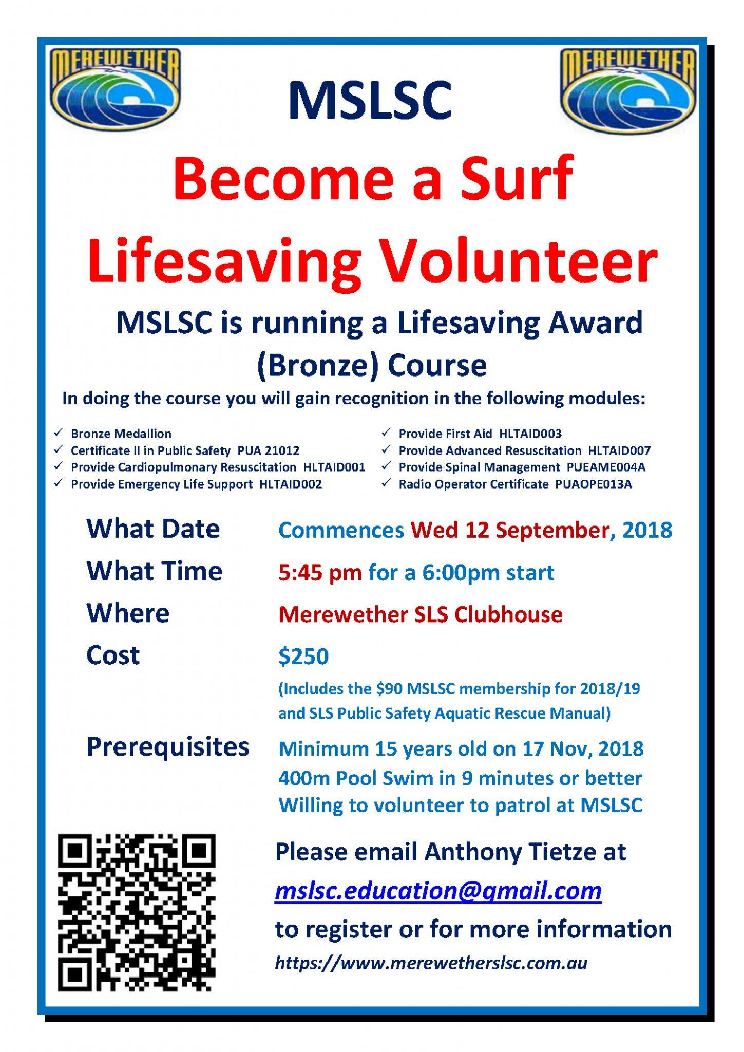 News & Events | Merewether Surf Life Saving Club